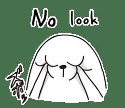 Emotional TAPIOCA (English) sticker #4506320