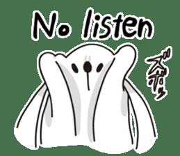Emotional TAPIOCA (English) sticker #4506322