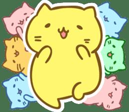 Mitchiri-Neko Pastel 3 sticker #4514776