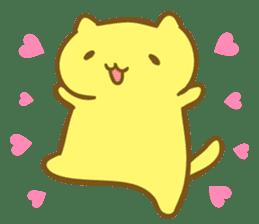Mitchiri-Neko Pastel 3 sticker #4514783