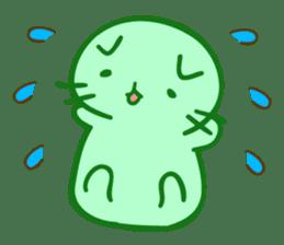 Mitchiri-Neko Pastel 3 sticker #4514788