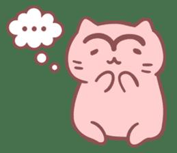 Mitchiri-Neko Pastel 3 sticker #4514791