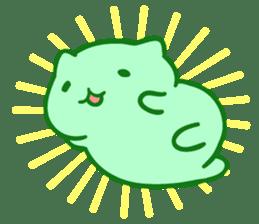Mitchiri-Neko Pastel 3 sticker #4514794