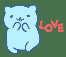 Mitchiri-Neko Pastel 3 sticker #4514799