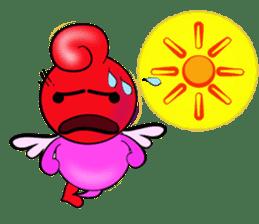 Cupid Pink sticker #4515150