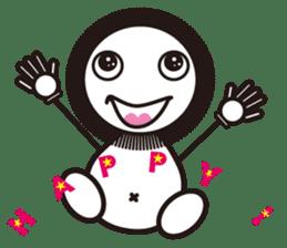 Kejyara-chan sticker #4518938