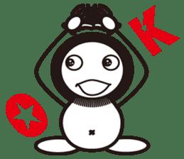 Kejyara-chan sticker #4518939