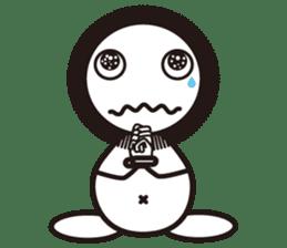 Kejyara-chan sticker #4518942