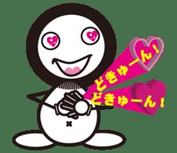 Kejyara-chan sticker #4518959