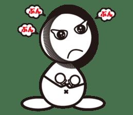 Kejyara-chan sticker #4518964
