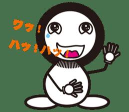 Kejyara-chan sticker #4518966