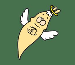 Colorful Rabbit-s sticker #4519622