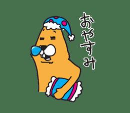 Colorful Rabbit-s sticker #4519623