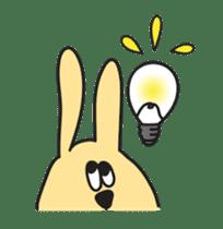 Colorful Rabbit-s sticker #4519633