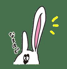 Colorful Rabbit-s sticker #4519634