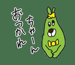 Colorful Rabbit-s sticker #4519654