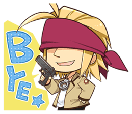Angel Beats! sticker #4519863
