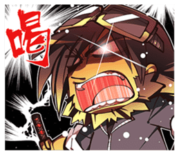 Angel Beats! sticker #4519893