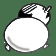 YUKIDARUMAN sticker #4522700