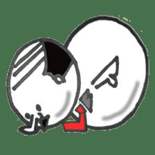 YUKIDARUMAN sticker #4522701