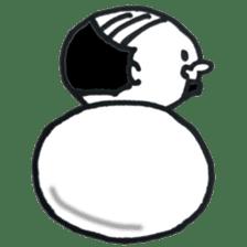 YUKIDARUMAN sticker #4522705