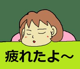 Sticker for depression patients sticker #4523979