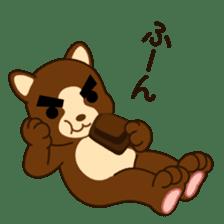 Chocoa@Pokedebi sticker #4525832