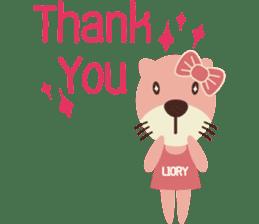 Liory sticker #4527458