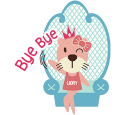 Liory sticker #4527459