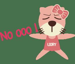 Liory sticker #4527465