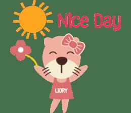 Liory sticker #4527483