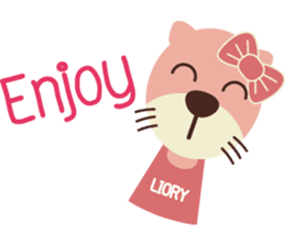 Liory sticker #4527495