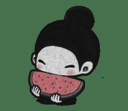 SOSO HARU sticker #4529580