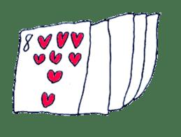 Pure heart sticker #4531155