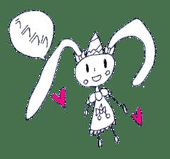 Pure heart sticker #4531168