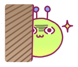 Soft slug Muyokuzi sticker #4536035