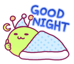Soft slug Muyokuzi sticker #4536037