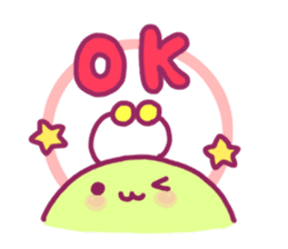 Soft slug Muyokuzi sticker #4536038