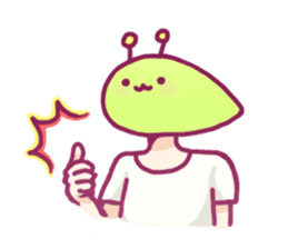 Soft slug Muyokuzi sticker #4536042