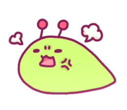 Soft slug Muyokuzi sticker #4536047