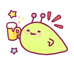 Soft slug Muyokuzi sticker #4536050