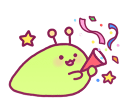 Soft slug Muyokuzi sticker #4536052
