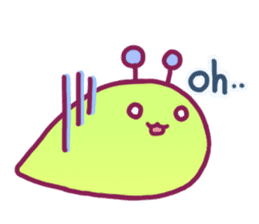 Soft slug Muyokuzi sticker #4536055