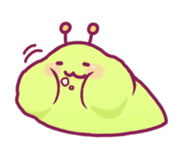 Soft slug Muyokuzi sticker #4536056