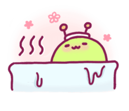 Soft slug Muyokuzi sticker #4536069