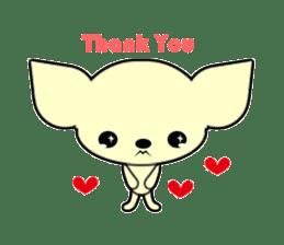 Talking Chihuahua sticker #4540816