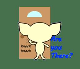 Talking Chihuahua sticker #4540833