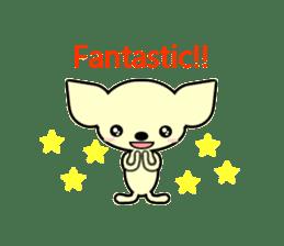 Talking Chihuahua sticker #4540845