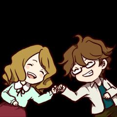 I Love My Partner[ENG]
