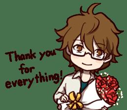 I Love My Partner[ENG] sticker #4542288